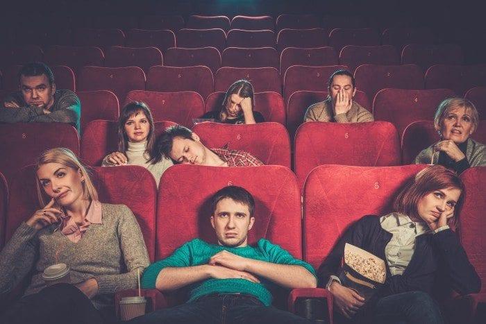 boring cinema quest patorns