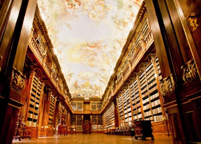great library.