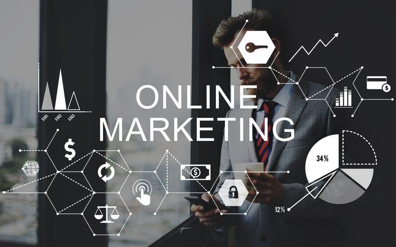 Online Marketing Graphs