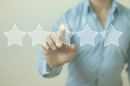 Want 5-Star Reviews and Ratings Online? Simply Ask For Them.