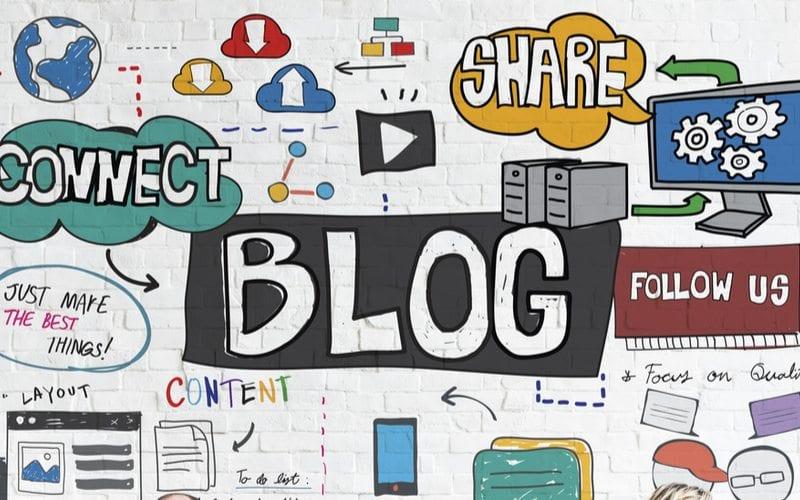 blog to rank on google