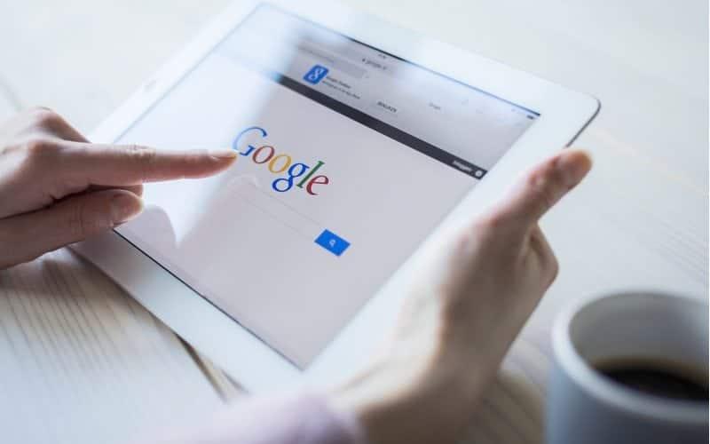 get ranked on google