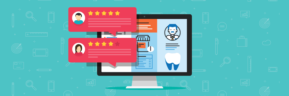 here's how your practice can get more online reviews
